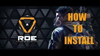 HOW TO DOWLOAD/INSTALL: Ring of Elysium on Steam (PH)