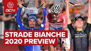 Strade Bianche 2020 Preview | Watch On GCN Race Pass