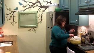 Episode 05   Cooking With Kristi   Chicken Tetrazzini