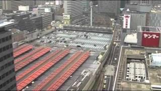 Путешествие в Японию, часть 30: город Осака