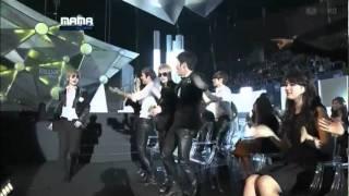 [111129] Kim Hyun Joong - Lucky Guy [MAMA 2011 in Singapore]
