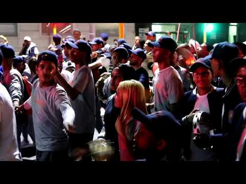 """""""Young Caballeros"""" Cape Malay Choir Cape Town New Years Eve Party 2017 Wale Street Bo-Kaap"""