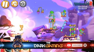 Angry Birds 2-Clan Battle with BUBBLES (21/10/21) | The Dark Gaming screenshot 5