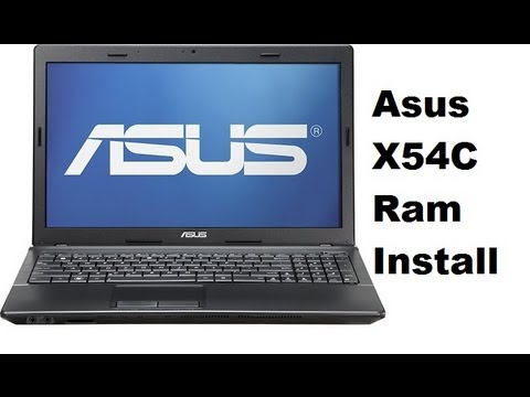 Asus X54H Virtual Camera Drivers for Windows 7