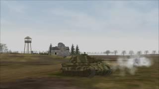 Panzer Elite - Ostpak Redux - King Tigers holding the line.
