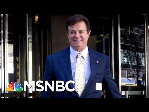 Bombshell: Paul Manafort Sought Mueller Plea Deal | The Beat With Ari Melber | MSNBC