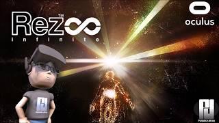 REZ INFINITE VR - PSVR