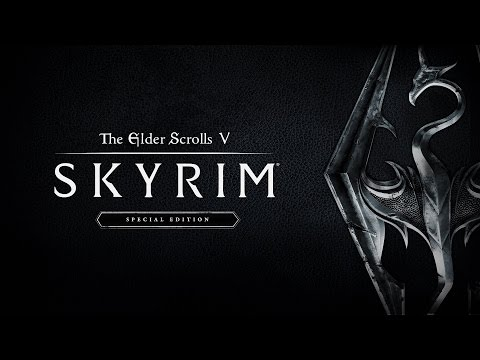 Skyrim: Special Edition PS4 - SE Collectors Edition Guide - Unboxing HD