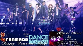 Download Dance Central [Fanmade] | Gimme More - Ez Quew & Vince Johnson ft. Sarah De Warren & Oscar Del Amor