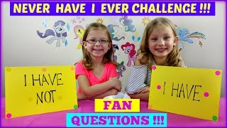 Baixar NEVER HAVE I EVER CHALLENGE / Fan Questions - Magic Box Toys Collector