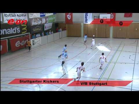 Stuttgarter Kickers - VfB Stuttgart