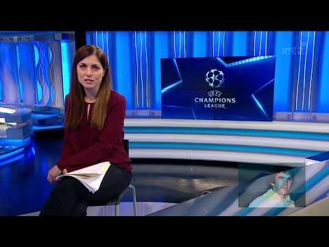 Damien Duff i'd fancy Chelsea against PSG or Barelona