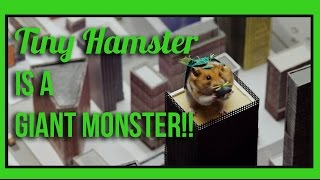 Tiny Hamster is a Giant Monster!! (Ep 7)