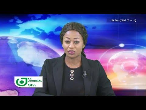 JOURNAL STV 19H00 - (ZIMBABWE : MUGABE DÉMISSIONNE) - Mardi 21 Novembre 2017 - Leila Reine NGANZEU