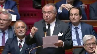 Alain Marsaud - Suspension des prestations sociales pour les terroristes