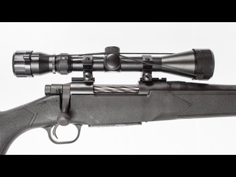 How to clean the Mossberg Patriot rifle (6.5 Creedmoor)