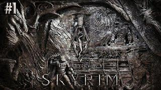 The Elder Scrolls V:Skyrim ▶Стартуем! ▶ #1