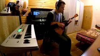 Русская мелодия на балалайке