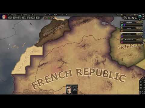 HOI4 Kaiserreich Kingdom of France 1