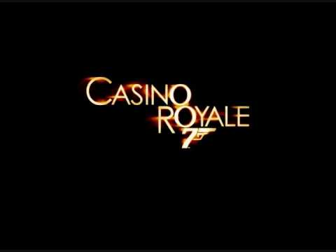 Video Casino royale song you know my name