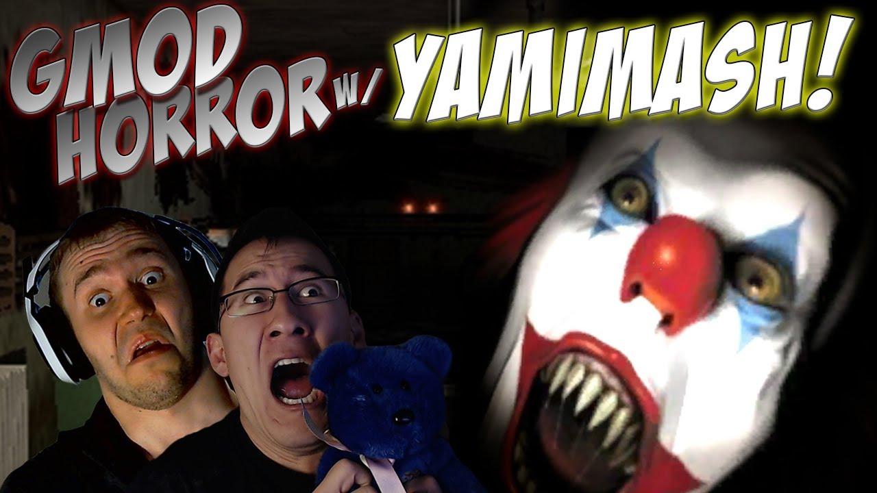 Gmod Horror Maps w/ YAMIMASH! | JUMPSCARES AND CLOWNS! on terraria scary maps, gmod player model skins, gmod clown, half life scary maps, scary on google maps, gmod slender man, gmod sprays, gmod sonic.exe, vanoss scary maps, gta scary maps, gmod hospital, gmod weapons, tf2 scary maps,