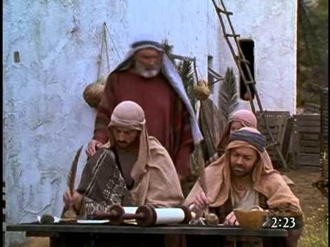 La Biblia-Libro de Mateo en Pelicula parte 1