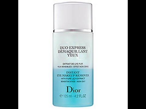 👍 Review: Dior Eye Makeup Remover 👎