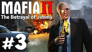 Прохождение Mafia 2 - The Betrayal of Jimmy: Часть 3 - Азиатская таможня / Сухой закон(, 2016-07-18T02:00:01.000Z)