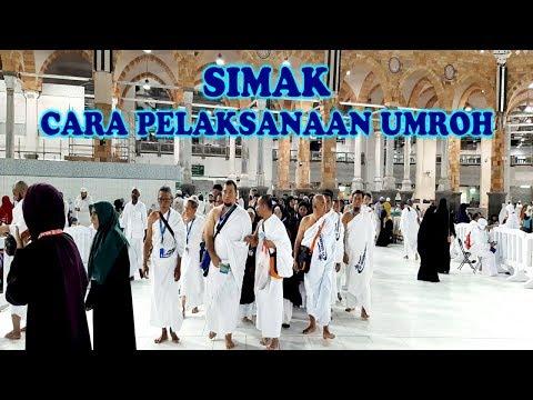 Assalamu'alaikum Warahmatullahi wabarokatuh Praktek tata cara pelaksanaan manasik Umroh yang dipimpi.