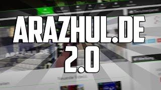 WWW.ARAZHUL.DE - [2.0] Die RELOADED Homepage! thumbnail