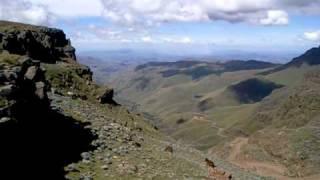 The Highest Pub In Africa - Sani Pass, Drakensberg