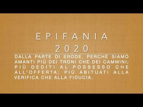 Epifania 2020