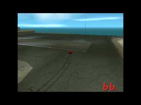 The Red DeLorean - GTA: Vice City