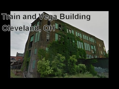 Urban Exploration: Abandoned Train and Vega Building - Cleveland, OH