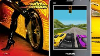 [HD] Iplay 2009 : 3D Fast and Furious: the movie (F&F) Java Mobile Game