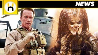 The Predator 2018 Reshoots Announced & Dutch Speculation Rises