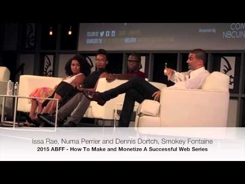 2015 ABFF | Create and Monetize A Web Series - YouTube
