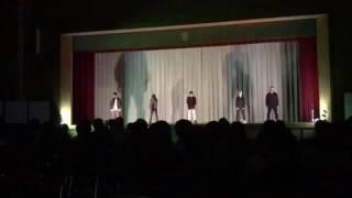 2016年 10月29/30 都立工芸高校 文化祭2日目 ダンス部