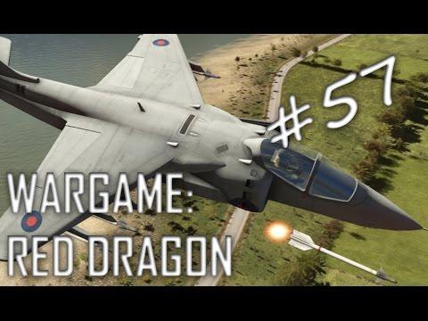 Marine Massacre! Wargame: Red Dragon Gameplay #57 (Floods, 4v4)