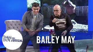 Bailey May shares his experience in shooting Now United's latest music video   TWBA