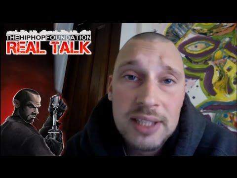 Irealz interview | The Hip Hop Foundation (EXCLUSIVE)