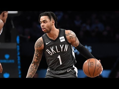 D'Angelo Russell 31 Points 8 Asts vs Kings! 2018-19 NBA Season