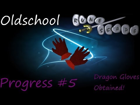 Dragon Gloves Obtained! Progress #5 - YouTube