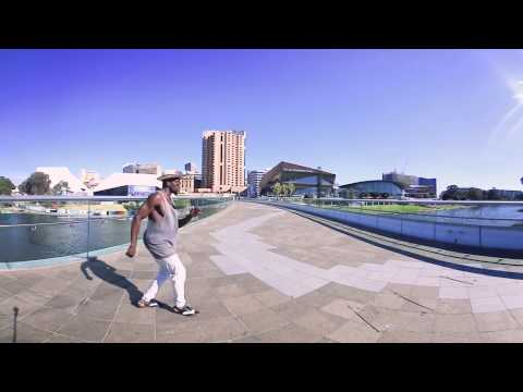 Dancing in Adelaide | 360 VR Video | Hilton Denis & Hideaway Circus