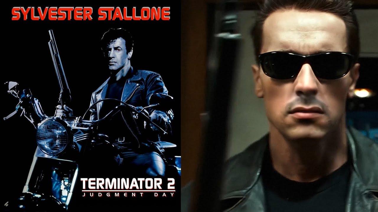 Terminator 2 starring Sylvester Stallone [DeepFake] - YouTube