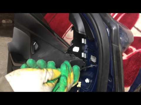 Снять зеркало форд фокус 3 Авторазбор ЛИДЕР