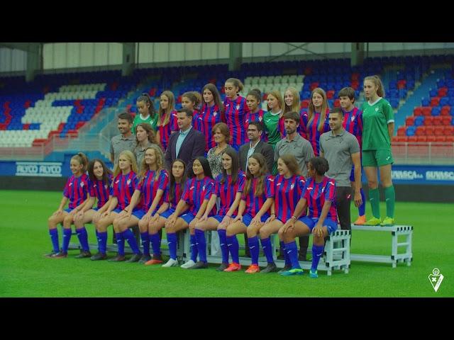 2021/2022 Oinarrizko futbolaren aurkezpen ekitaldia   #EIBAR