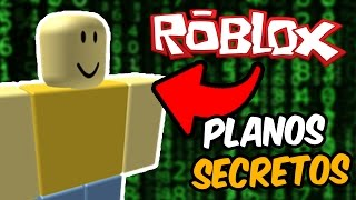 DISCOVERED JOHN DOE'S CREEPY PLANS FOR ROBLOX!