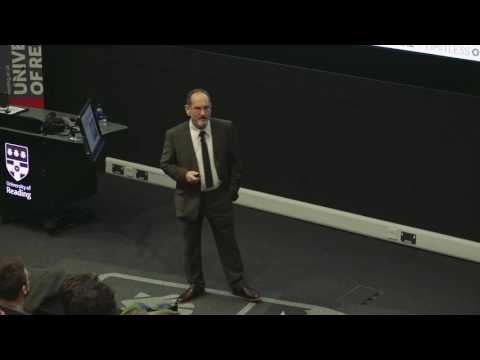 The Meaning of Life - University of Reading Public Lecture
