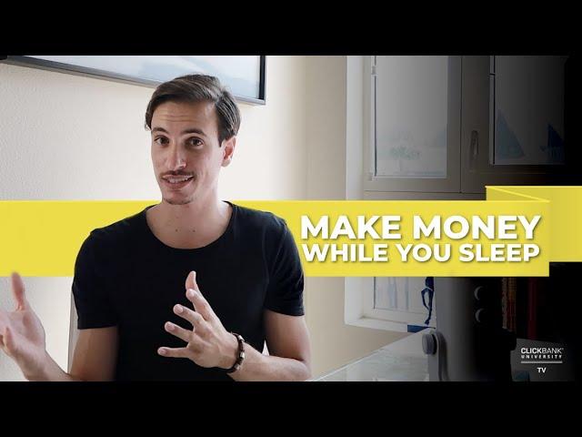 Real Ways to Make Money While You Sleep